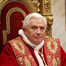 Pope Benedict XVI April 19, 2005 – February 28, 2013